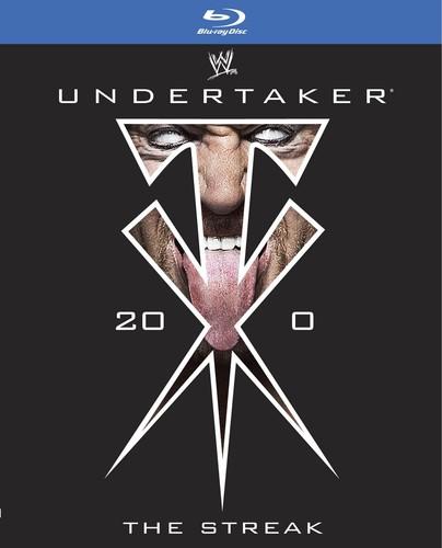 WWE: Undertaker - the Streak (Blu-ray)