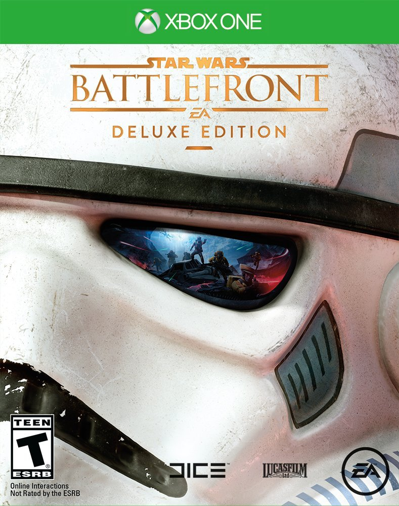 Star Wars: Battlefront Deluxe Edition Xbox One by 0