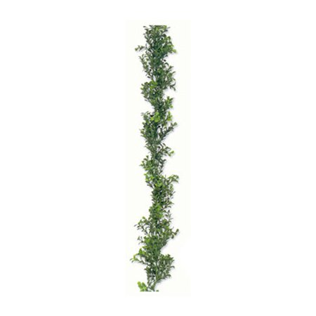Boxwood Garland - Artificial Display Foods Boxwood Garland 6' Long