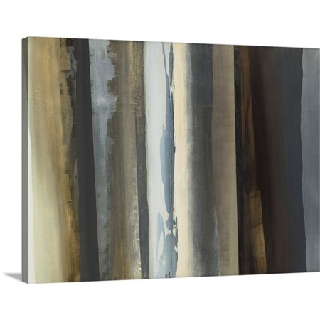 Great BIG Canvas Sarah Stockstill Premium Thick-Wrap Canvas entitled Shutters