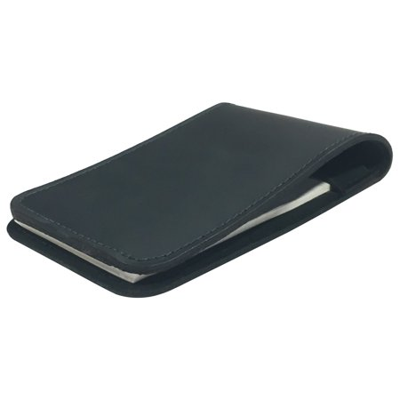 Memo Pad Cover & Holder, 3.5-Inch X 5.5-Inch Pocket Notebook