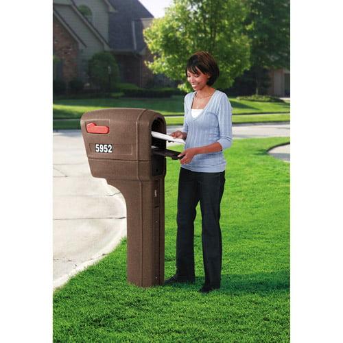 Mailmaster Plus Mailbox Walmart Com