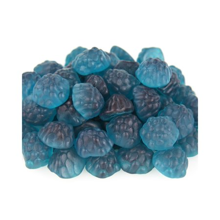 Gummi Blue Raspberries 5 pounds Gummy Raspberries bulk gummy candy](Bulk Blue Candy)