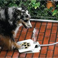 "iMounTEK Ultra Hygienic Dog Fountain Pet Water Fountain With 41"" Hose"