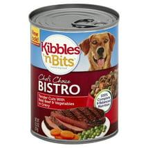 Dog Food: Kibbles 'n Bits Bistro