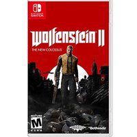 Bethesda Softworks Wolfenstein II: The New Colossus, Nintendo, Nintendo Switch, 045496591823