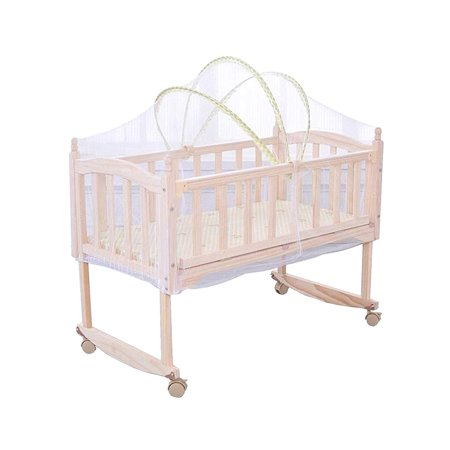 Agfabric Baby Cradle Bed Mosquito Net Mosquito Guard Baby
