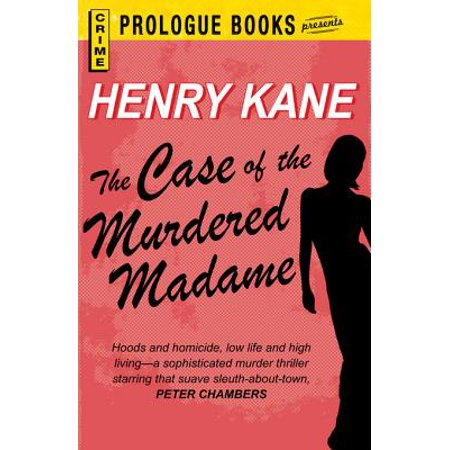The Case of the Murdered Madame - eBook