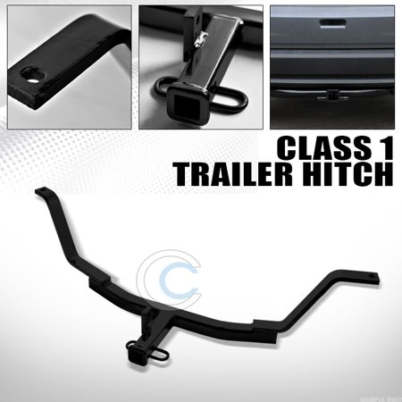 R&L Racing Class 1 Trailer Hitch Receiver Rear Bumper Tow 1.25