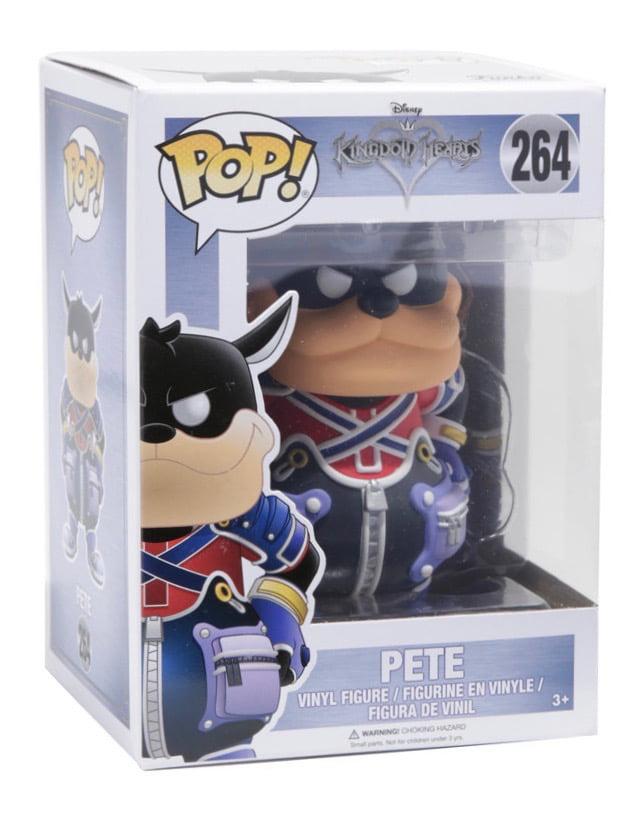 Kingdom Hearts par Funko Pete Figurine Funko POP 264