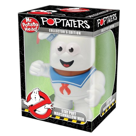 Mr. Potato Head Ghostbusters - Stay-Puft Marshmall