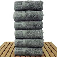 Bare Cotton Fiorella 100pct Cotton Hand Towel (Set of 6)