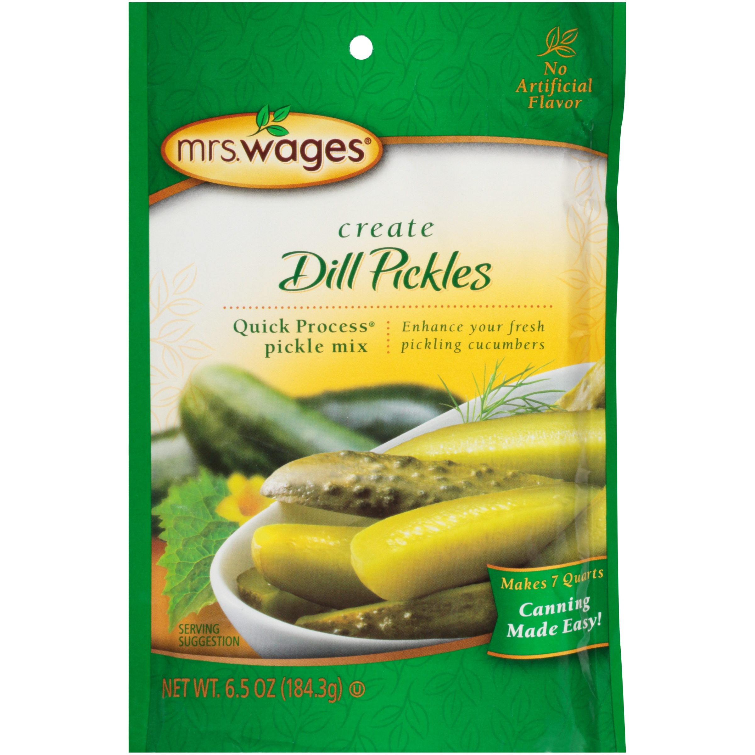 KENT PRECISION FOODS GROUP INC W621-J7425 6.5OZ Dill Pickle Mix