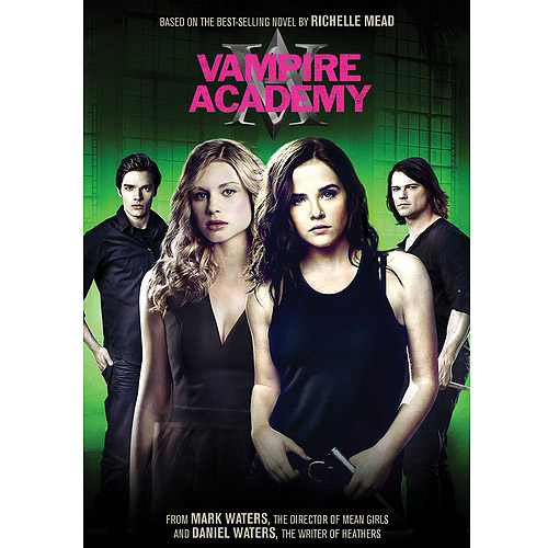 Vampire Academy (With INSTAWATCH) (With INSTAWATCH)