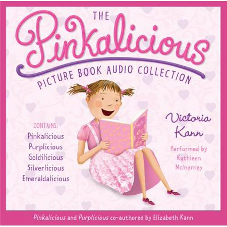 The Pinkalicious Picture Book Audio Collection CD (Audiobook)