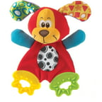 Playgro Teething Blankie, Pookie Puppy
