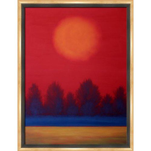 Hadley House Co Summer Solstice by Daniel Lager Painting Print on Canvas by Hadley House Co