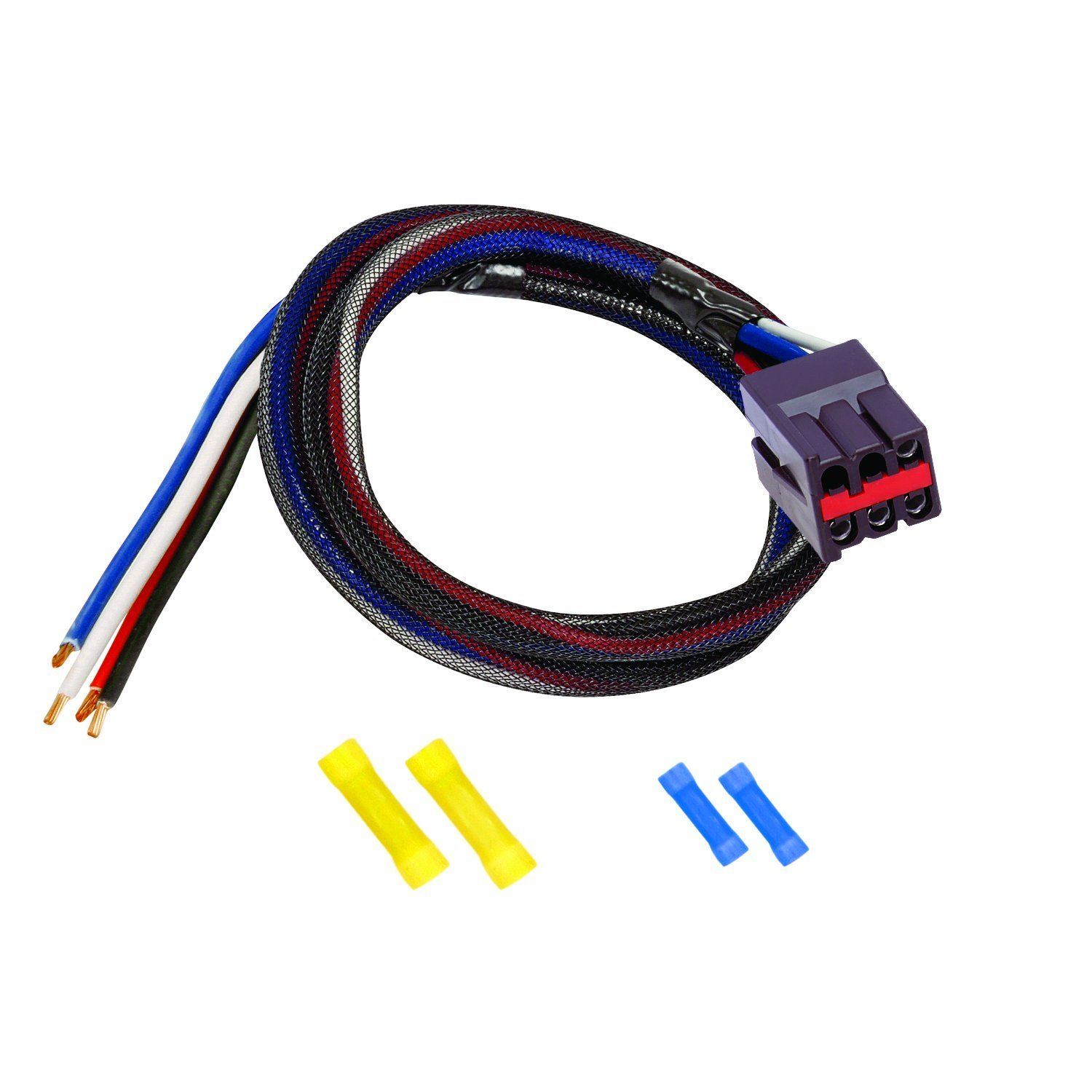 3035 s brake control wiring adapter for ford dodge gm 2plug for rh walmart com