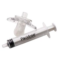 Dr. Browns Pacidose Pacifier Baby Liquid Medicine Dispenser with Oral Syringe