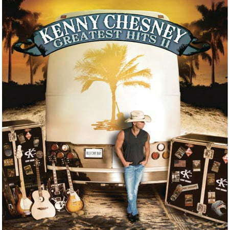Greatest Hits II (CD) (Kenny Chesney Costa Del Mar Little Harbor)