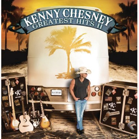 Greatest Hits II (CD) (Kenny Chesney Halloween)