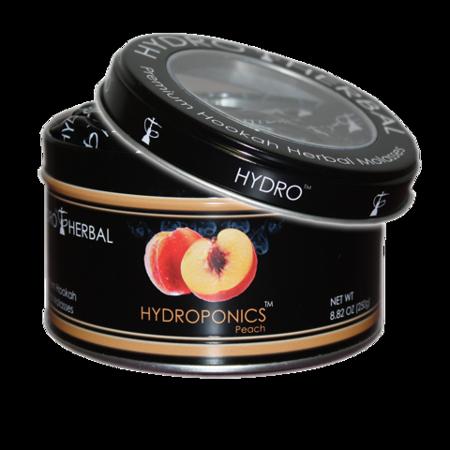 Hydro Herbal 250g Peach Hookah Shisha Tobacco Free Molasses