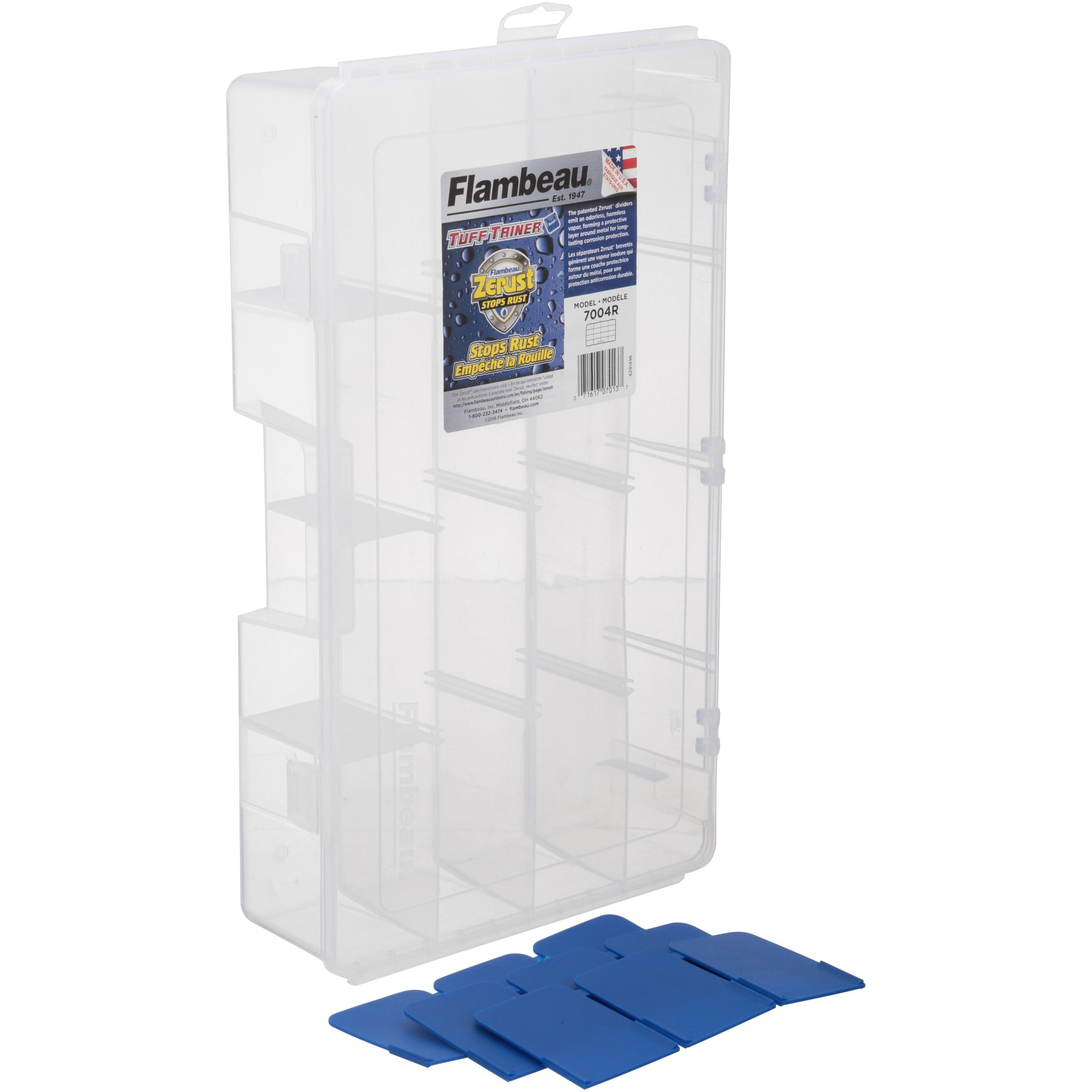 Flambeau Tuff Tainer Utility Box by Flambeau, Inc.