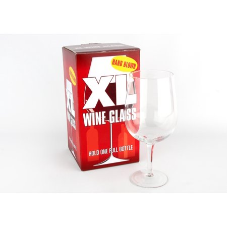Denby Glass White Wine Glass (Daron Toys Giant Wine Glass)