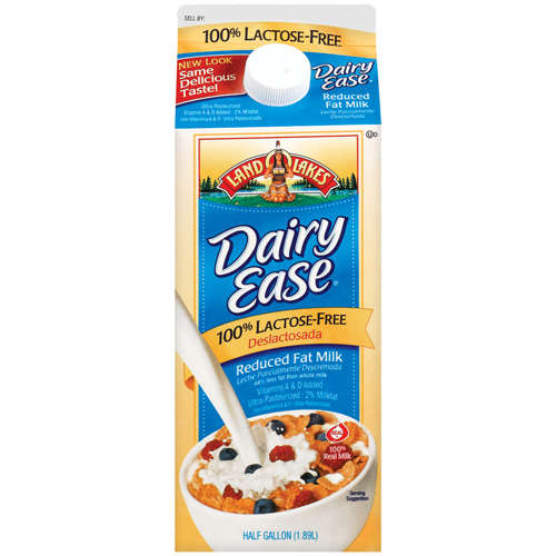 Land O Lakes Dairy Ease 2% Milk 64 Fo