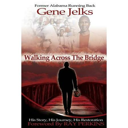 Eugene Hideaway Bridges - Walking Across the Bridge