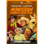 Monogram Cowboy Collection 8 [DVD] by