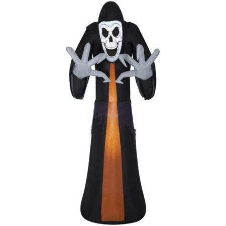 The Holiday Aisle Reaper Giant HD Inflatable - Clearance Halloween Inflatables