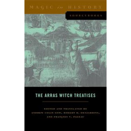 The Arras Witch Treatises - eBook (Renaissance Witch)