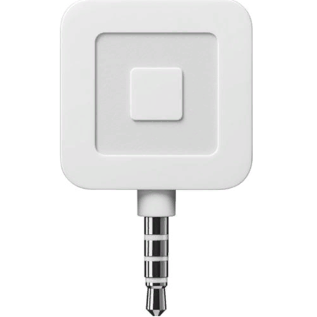 Square Credit Card Reader for iPhone, iPad and Android A-PKG-0206-01 ()