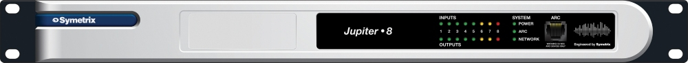 Symetrix Jupiter 8 Digital Signal Processor by Symetrix