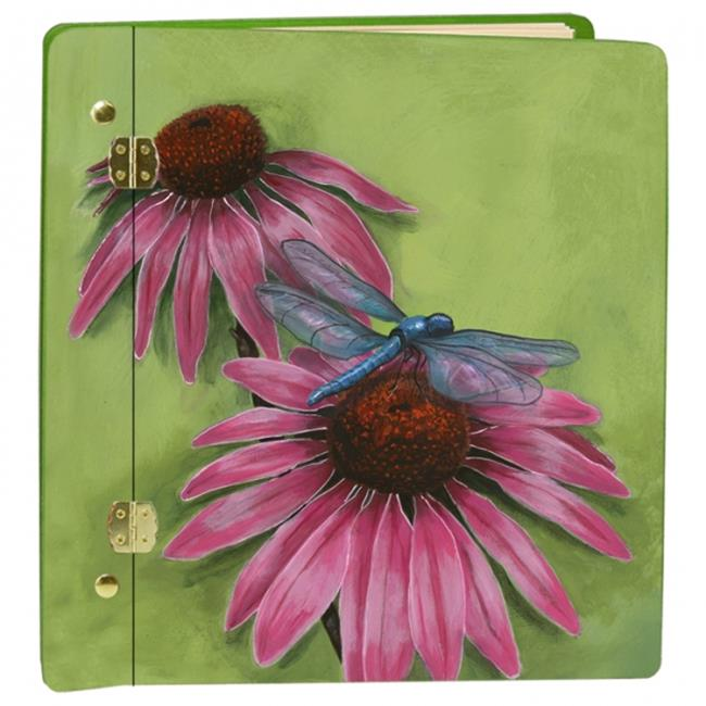 Lexington Studios 12085 Dragonfly Large Photo Album by Lexington Studios