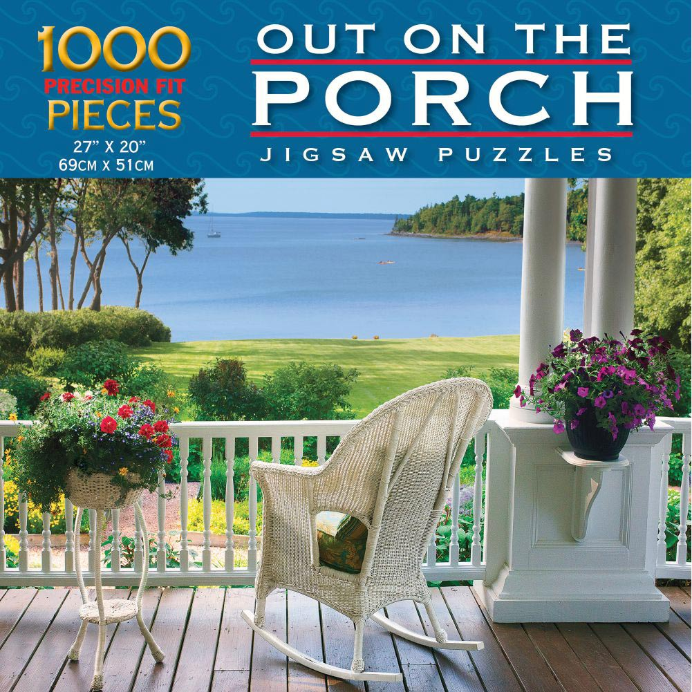 Summer Breeze 1000 Piece Puzzle