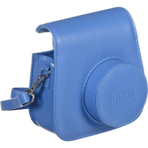 Fujifilm Groovy Camera Case for Instax Mini 9, Cobalt Blue