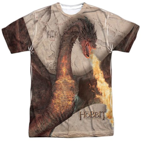 The Hobbit Smaug Attack Mens Sublimation Shirt](The Hobbit Outfits)