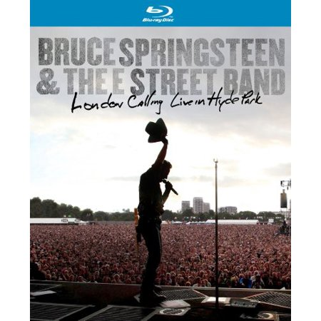 Bruce Springsteen & the E Street Band: London Calling: Live in Hyde Park (Blu-ray) - Hyde Halloween Live