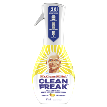 Mr. Clean Mr Clean Clean Freak Lemon Zest 16fo - Mr Clean Baby For Halloween
