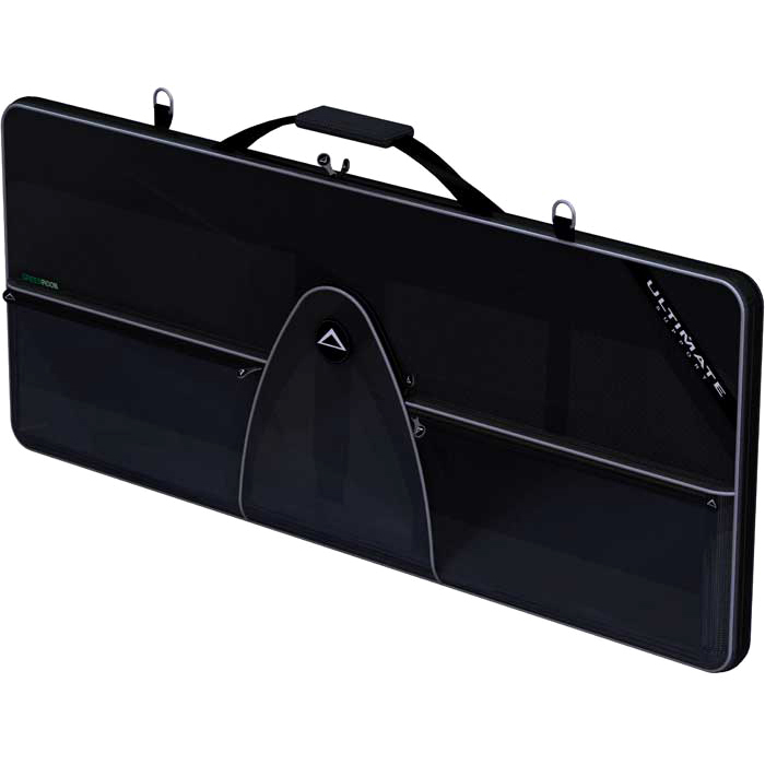 GreenRoom Series Gig Bag for 88-note Keyboards w/Three External Storage pockets  One Convenient Carrying Handle  & Ergonomic Sling