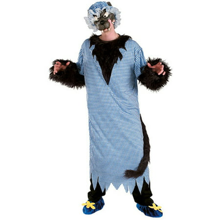 Adult The Big Bad Wolf Costume Rubies 16463
