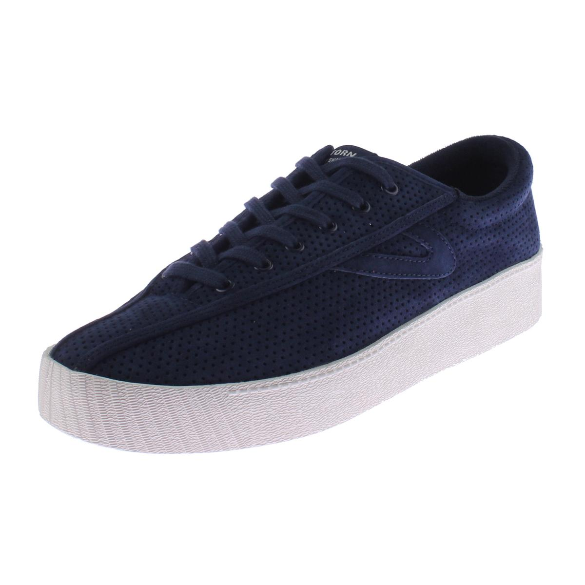 Tretorn Womens NY Lite 3 Bold Suede Casual Fashion Sneakers by Tretorn