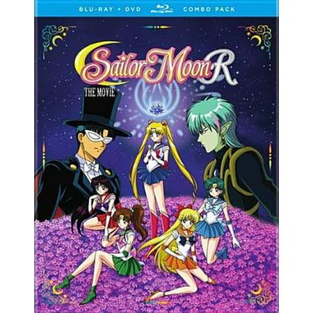 Sailor Moon R: The Movie (Blu-ray) (Sailor Moon Dvd Movies)