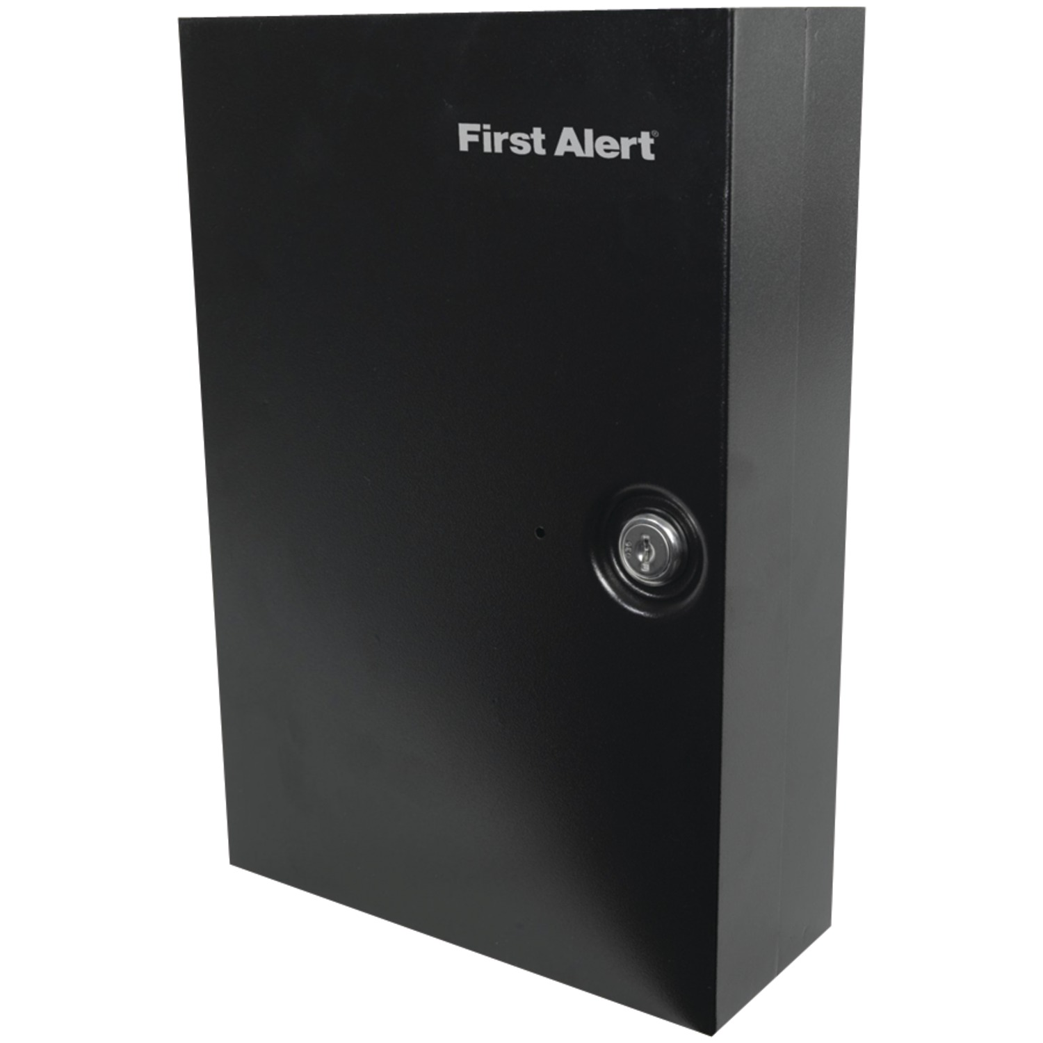 First Alert Steel Wall Mount Key Cabinet with Key Lock, 3060F by First Alert