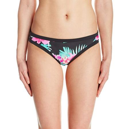 Route Womens Large Floral Bikini Bottom Swimwear 792 L (Womens Rough)