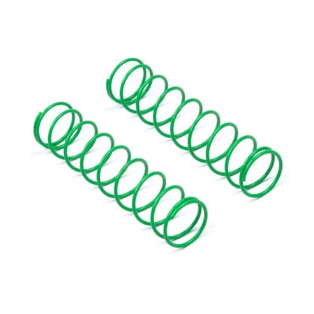 HPI Racing HPI115521 10 Coils Spring for Savage XS Flux, Green