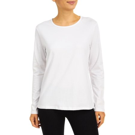 - Erika Teresita Long Sleeve Crew Neck Top