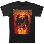 Cradle Of Filth Men's  Firepower T-shirt Black